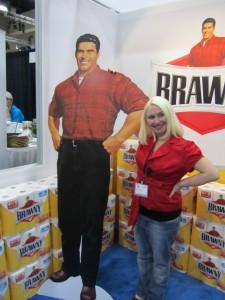 8-9-11 Brawny Man U